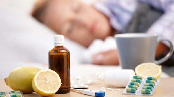 В Кировоградской области два человека умерли от гриппа и еще 7 заболели