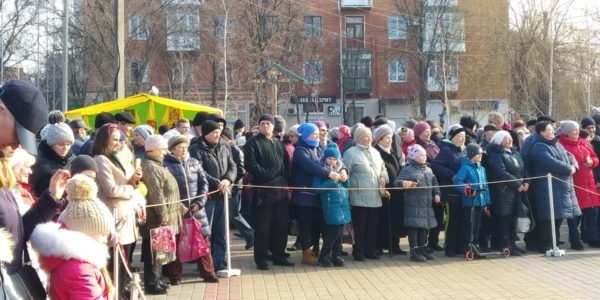 В Кировоградской области ограничили проведение массовых мероприятий