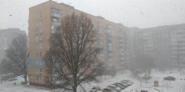 В Александрии похолодает, будет сильный ветер и мокрый снег