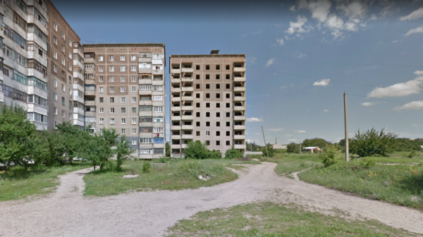 Александрия может достроить 10-этажный дом, брошенный кооператорами