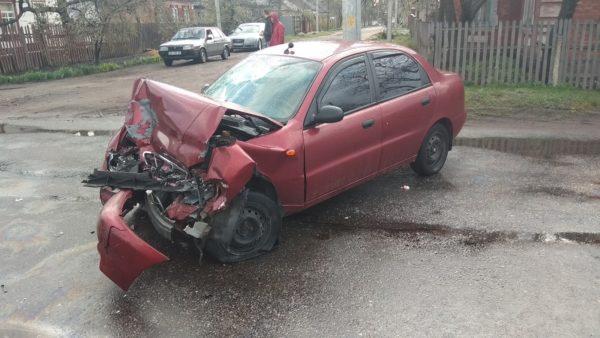 ДТП в Александрии: Жесткая авария на улице Садовой