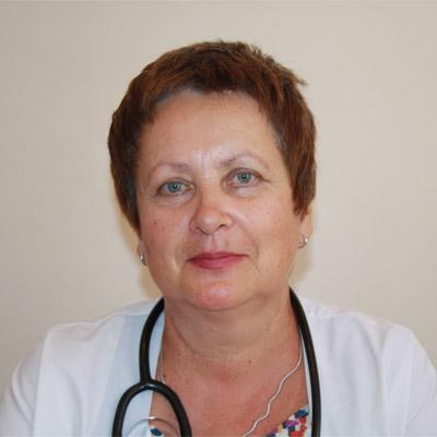 Семейный врач (терапевт) Пилипенко Лилия Дмитриевна