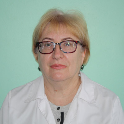 Семейный врач Глущенко Галина Петровна