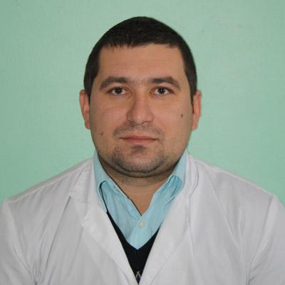 Семейный врач Пугач Александр Валерьевич