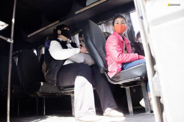 Возобновили рейсы 129 автобусов, которые ездят в пределах Кировоградской области