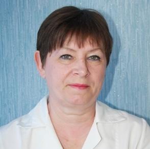 Семейный врач (педиатр) Корниенко Надежда Ивановна