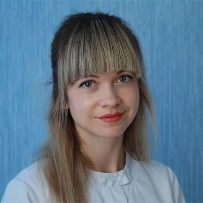 Семейный врач (педиатр) Засядько Виктория Николаевна