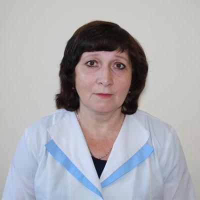 Семейный врач (педиатр) Роса Ирина Владимировна