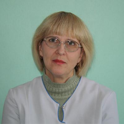 Семейный врач Резниченко Жанна Анатольевна