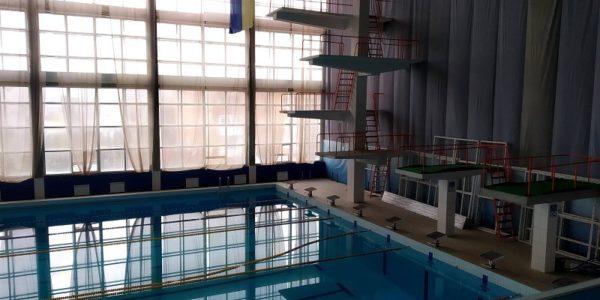 С 1 июля в Александрии возобновляет работу бассейн