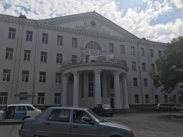 В городской больнице Александрии построят новое приемное отделение
