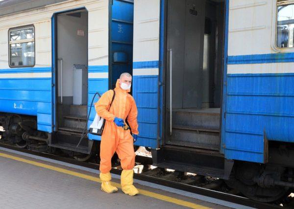 «Укрзалізниця» готова в августе возобновить работу всех пассажирских поездов