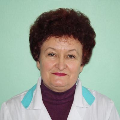 Семейный врач Симонова Людмила Сергеевна