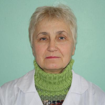 Семейный врач Пульвас Ольга Петровна