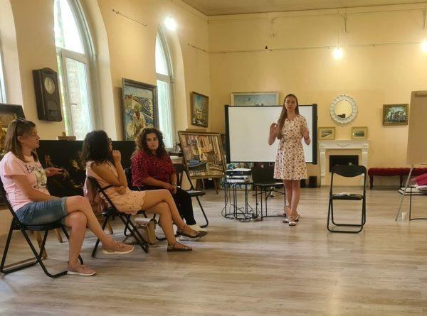 В Александрии состоялся двухдневный тренинг «Школа толерантности»