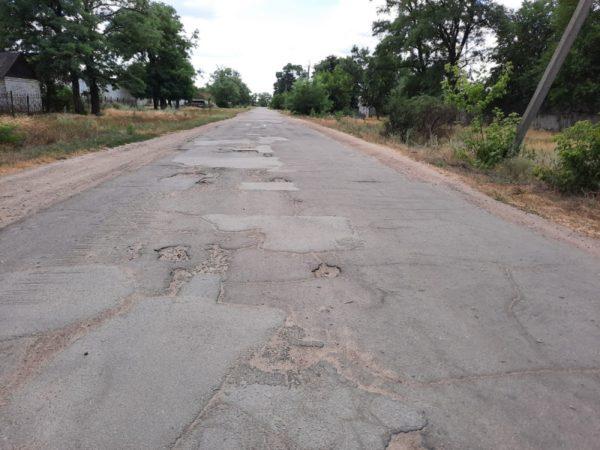 В Александрийском районе за 10 млн. грн отремонтируют дорогу «Ясиноватка – Березовка»