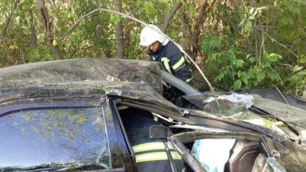 В ДТП возле Пантаевки пострадала 54-летняя женщина (ФОТО)