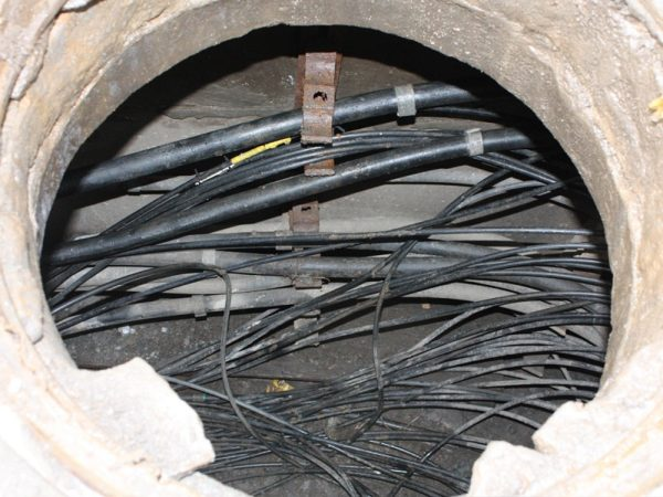 27-летнего александрийца подозревают в кражах кабеля связи на сумму 11 тыс. грн