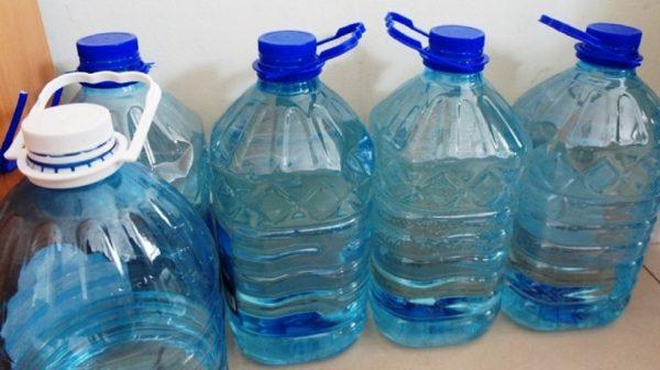 Сегодня последний день, чтобы запастись водой на три дня