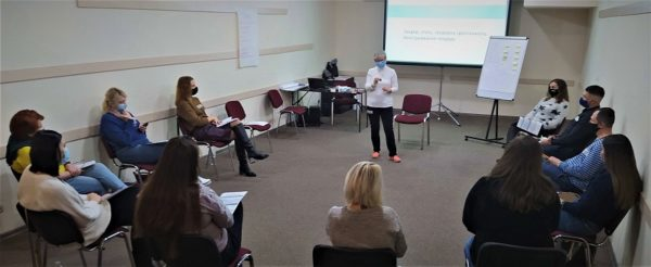 В Александрии состоится бесплатный тренинг для журналистов, учителей и психологов