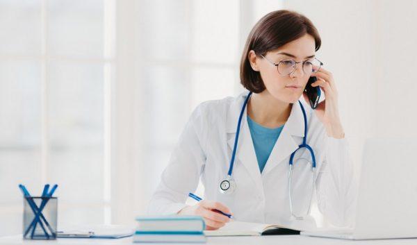 Изменились номера телефонов семейных врачей, терапевтов и педиатров Александрии