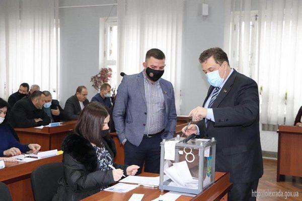 В субботу состоялась вторая сессия Александрийского городского совета