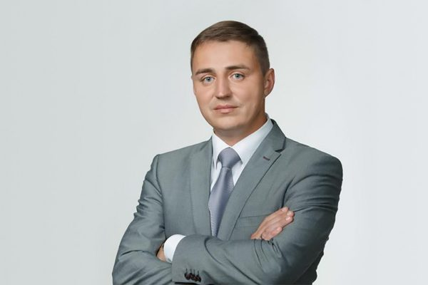 Юрий Гугленко - первый заместитель городского головы Александрии