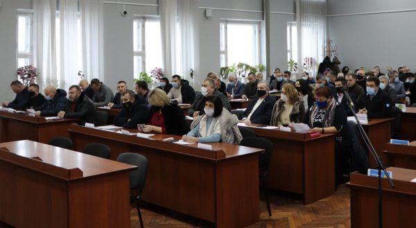 На внеочередной сессии горсовета утвердят обращение к Президенту относительно тарифов (ТЕКСТ ОБРАЩЕНИЯ)