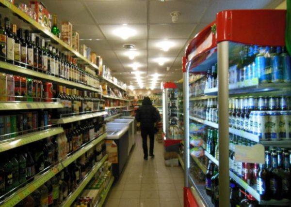 Полицейские установили личность александрийца, который ограбил магазин и аптеку