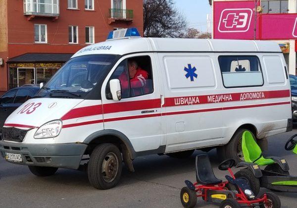 Спасатели помогли открыть квартиру александрийке, которая нуждалась в госпитализации