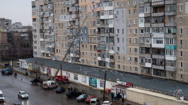 32-летний александриец пытался выпрыгнуть из окна 8-го этажа