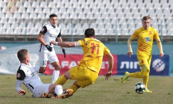 Бартулович: «Ингулец» здорово сыграл в матче с «Александрией»