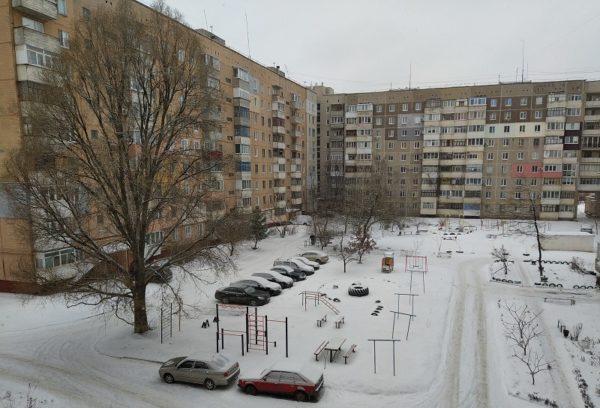 Жителей Кировоградской области предупреждают о сильном ветре и мокром снеге