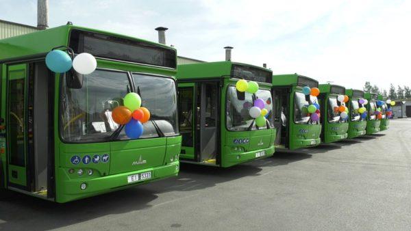 Александрийская власть планирует купить 5 новых автобусов для коммунального автобусного парка