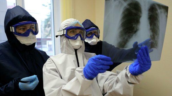 В Александрии лечатся более 300 больных коронавирусом и более 500 больных пневмонией