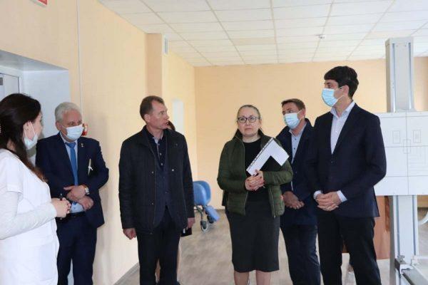 В городской больнице готов к эксплуатации новый рентген-аппарат, стоимостью почти 5 млн. грн (ФОТО)