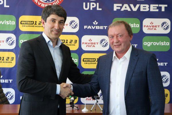 Шаран покинул пост главного тренера Александрии