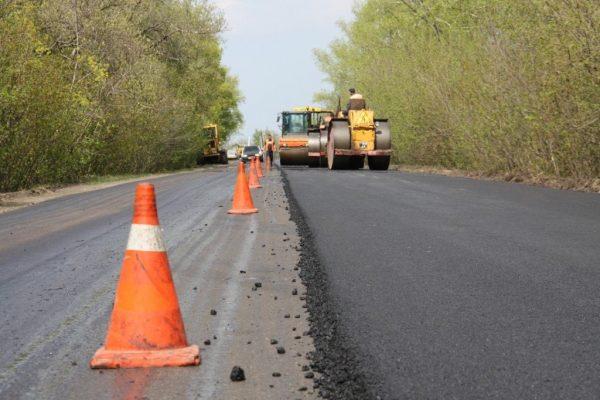 Начался капитальный ремонт дороги со Знаменки до Кропивницкого