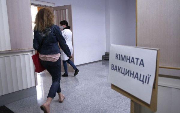 В Кировоградской области планируют увеличить количество центров массовой вакцинации против коронавируса