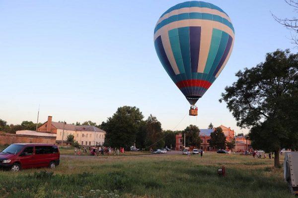 В Александрии во второй раз состоялись полеты на воздушном шаре (ФОТО)