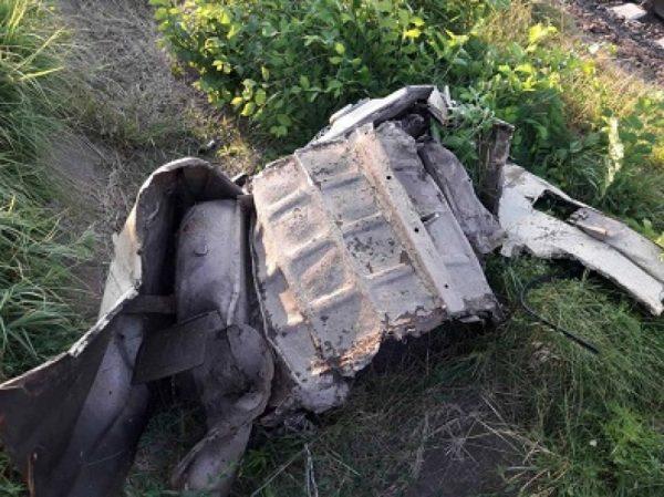В Кировоградской области произошло ДТП с участием пассажирского поезда и легкового автомобиля