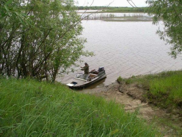 В Александрийском районе задержали мужчину, который запрещенными сетками выловил 35 кг рыбы (ФОТО)