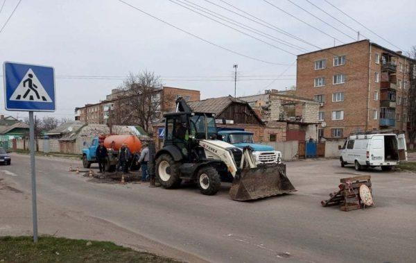 «Водоканал должен восстановить асфальтовое покрытие после ремонтных работ по ул. 6-го Декабря», - Сергей Кузьменко