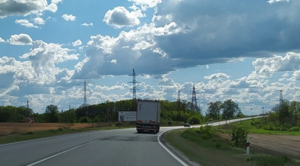 На Кировоградщине действуют сезонные ограничения движения большегрузного транспорта