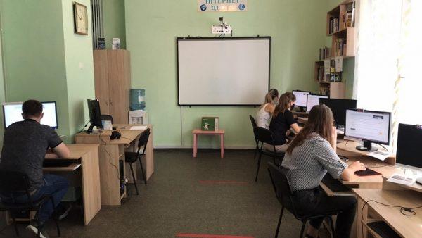 В Александрии создали Пункт прохождения экзаменов на владение государственным языком
