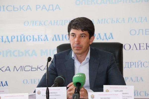 Правительство выделит Александрии 10 млн. грн для строительства спортивной арены на территории школы №17