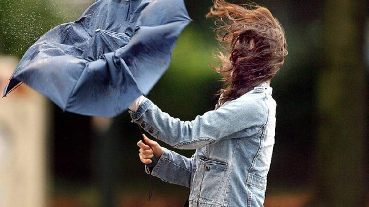 Жителей Кировоградской области предупреждают о дожде, грозе, граде и сильном ветре