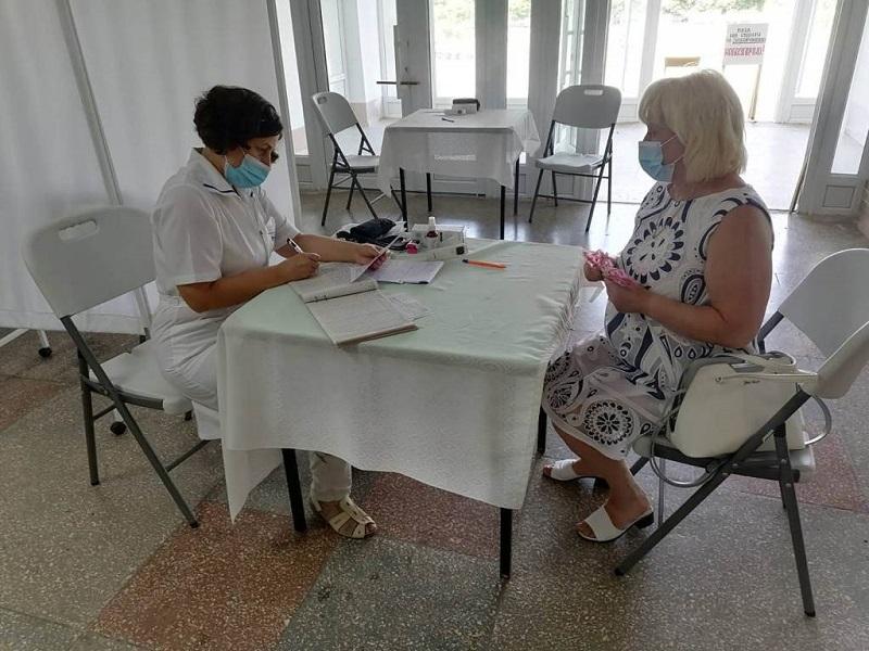 В выходные в Александрии можно будет вакцинироваться Pfizer или CoronaVac