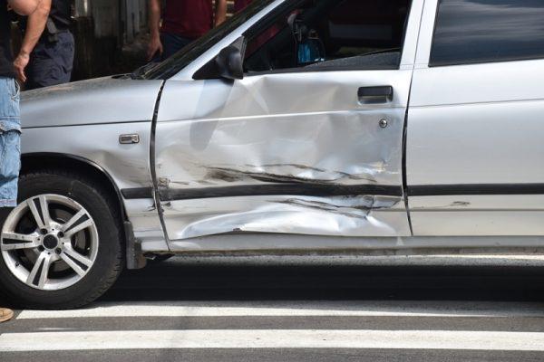 В Александрии на перекрестке произошло ДТП с участием легковых автомобилей (ФОТО)