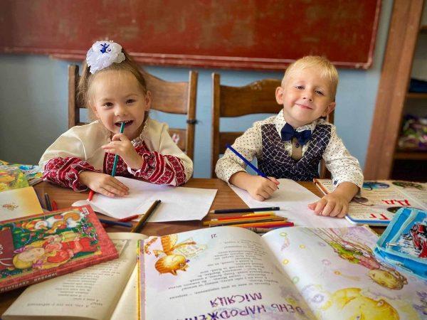 Дети из детского дома «Перлынка» нуждаются в канцтоварах